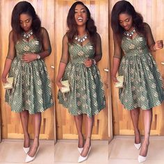Weekend Special: Step Up Your Style Game in these Trendy & Timeless Ankara Styles - Wedding Digest NaijaWedding Digest Naija