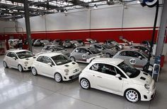 Fiat 500e, Fiat Abarth, Fiat 500 Pop, Racing, Cars, Vehicles, Vespa, Studio, Modern