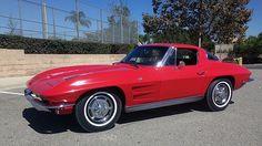 1963 Chevrolet Corvette   Mecum Auctions