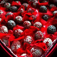 Brain truffles for zombies