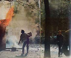 May 1968, Paris