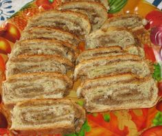Serbian Nut Roll  **This is my absolute favorite holiday food.  My aunt was a Serbian goddess with this recipe**