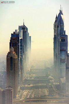 Dubai, UAE // Khaled Bakkora   - Explore the World with Travel Nerd Nici, one Country at a Time. http://TravelNerdNici.com
