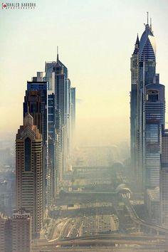 Dubai, UAE // Khaled Bakkora