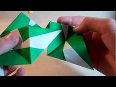 How to Make an Origami Sonobe Variation - YouTube