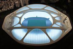 arata isozaki comments on zaha hadid's revised tokyo stadium design Arata Isozaki, National Stadium, Tokyo Olympics, Tokyo 2020, Zaha Hadid, Architecture, Space, Design, Arquitetura