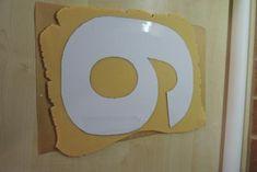 Torta v tvare čísla s fotopostupom - recept postup 3 Symbols, Letters, Icons, Lettering, Fonts, Glyphs, Letter