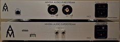 Mivera Audio Stack RCA outputs