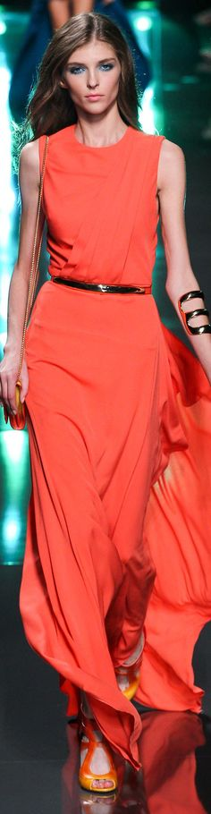 Elie Saab Collection Spring 2015 | The House of Beccaria~ jaglady