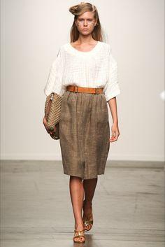 Sfilata A Détacher New York - Collezioni Primavera Estate 2015 - Vogue