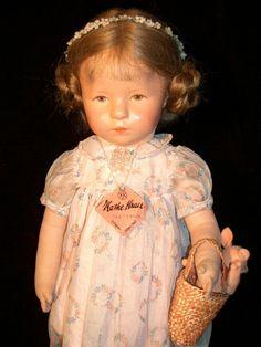 Sehr selten und zuckersüß, unsere Anna-Maria.von Käthe Kruse, mit Eins Körper | Antiquitäten & Kunst, Antikspielzeug, Puppen & Zubehör | eBay!