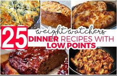 If you're looking for Weight Watchers recipes that will fill you up and satisfy your family, we've got you covered. These dinner recipes for Weight [...]