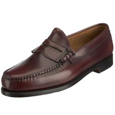 Bass Men's Larson Penny Loafer -  	     	              	Price: $  98.95             	View Available Sizes & Colors (Prices May Vary)        	Buy It Now      Classic just turned trend setting with the Bass Weejuns Larson. The leather upper features a penny loafer design for a timeless look. The leather dress heel provides...