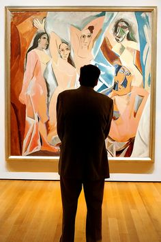 Via Felipe Chiaramonte   MoMA New York   Picasso