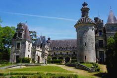 Chateau des Énigmes. A Pons en Charente-Maritime