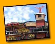 Fish Tales ~ Galveston Beach, Texas ~ Best Bloody Marys on the Texas Coast