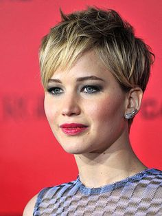 We're used to seeing celebs with long hair year-after-year and while those Victoria Secret-style waves are enviable, they can also get predictable. Luckily, several brave starlets are leading a short hair revolution -- sporting pixie haircuts and looking amazing. Check out our favorite short hairstyles and get inspired.
