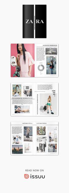 Zara Fast Fashion, Fast Fashion Brands, Persona Marketing, Mises En Page Design Graphique, Zara Shop, Customer Persona, Zara Looks, Valensole, What Is Fashion