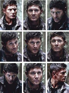Purgatory Dean montage #SPNS8 #Supernatural #Purgatory