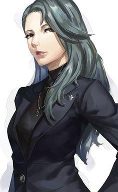Persona 5 Sae Niijima