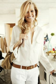 Daily Crush: WHITE OUT http://dailycrushes.blogspot.com/2013/04/white-out.html