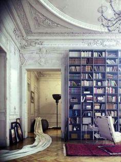 biblioteca barroca