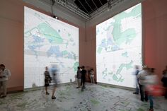Venice Biennale 2012: Grands & Ensembles / France