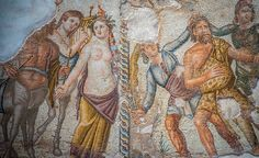 Paphos Mosaics - Kato Paphos, within the grounds on the Paphos Archeological Park. Tel: (+357) 26-306217