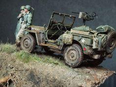 U.S. Jeep.  Obrazek