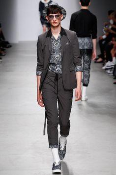 Miharayasuhiro | Spring 2015 Menswear Collection | Style.com