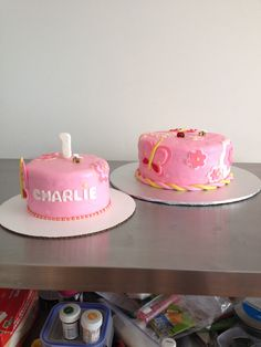 Pink cake Home Appliances, Cake, Pink, House Appliances, Pie Cake, Appliances, Cakes, Pink Hair, Cookies