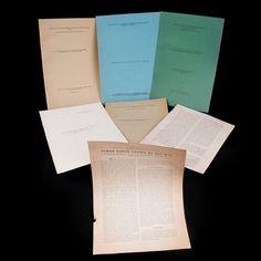 Vtg Bat Rabie Science Research Paper Pamphlet Medicine Studie Microbiology Ebay Sale Studies Medical For