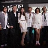 Setelah sukses di empat kota besar seperti Bandung,Medan,surabaya, dan Semarang, acara Magnum Filter Urban Jazz Crossover akan mengakhiri rangkaian acaranya pada tanggal 13 Juli 2012 di Jakarta.