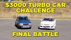 FINAL BATTLE | $3000 Turbo Car Challenge