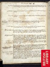 Milton's Commonplace Book- 2part post on keeping a Commonplace Book