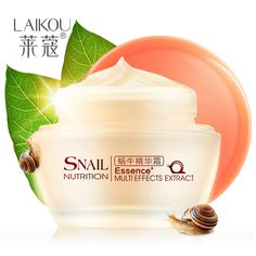 Face Care Cream Nutrition Snail Cream Snail Essence Moisturizing Anti-Aging Cream Anti Wrinkle Day Cream Multi-Effects Extract