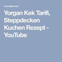 Yorgan Kek Tarifi, Steppdecken Kuchen Rezept - YouTube