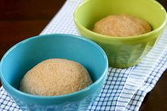 Whole Wheat Pizza Dough-2 by Sonia! The Healthy Foodie, via Flickr