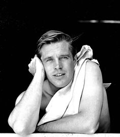 George Peppard. Man from the Tiffany's