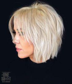 Short Choppy Haircuts, Haircuts For Fine Hair, Short Bob Hairstyles, Pixie Haircuts, Blonde Haircuts, Medium Hairstyles, Wedding Hairstyles, Teen Hairstyles, Casual Hairstyles