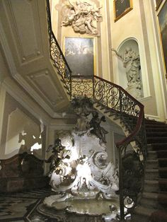 Museo Poldi Pezzoli by catcetera on Flickr., travelvacationvacanzeitalyitaliamilanmilano