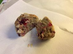 GF Raspberry Cupcake