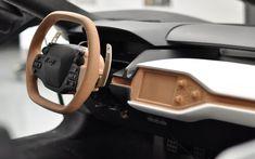 Ford GT 2017 du designer à la supercar