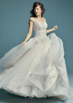 4395b019c4 24 Best Rebecca Ingram Bridal Gowns images in 2019