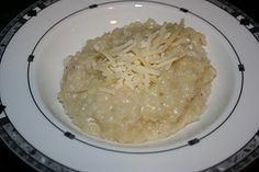 risotto in the crockpot!