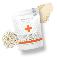 Pursoma Hot Tub Bath Luxury Bath Treatment helps relieve seasonal symptoms, including runny nose, chest congestion, body aches, and fatigue. This bath salt treatment is your perfect winter pick me up! Chest Congestion Remedies, Natural Remedies For Congestion, Congestion Relief, Natural Home Remedies, Green Clay, Shortness Of Breath, Runny Nose, Bath Salts, Tub