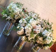 Wedding Flowers - astrometria, stock, carnation,....