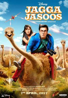 'Jagga Jasoos' first poster is out and it's amazing!