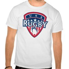 """rugby ball shield usa flag stars and stripes shirts. illustration of an icon showing a american shield with stars and stripes and rugby ball with words """"rugby usa"""". #illustration #rugbyball #rwc #rwc2015 #rugbyworldcup"""