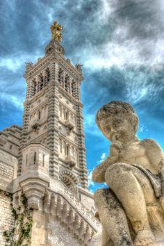 Notre Dame . Marseille ~